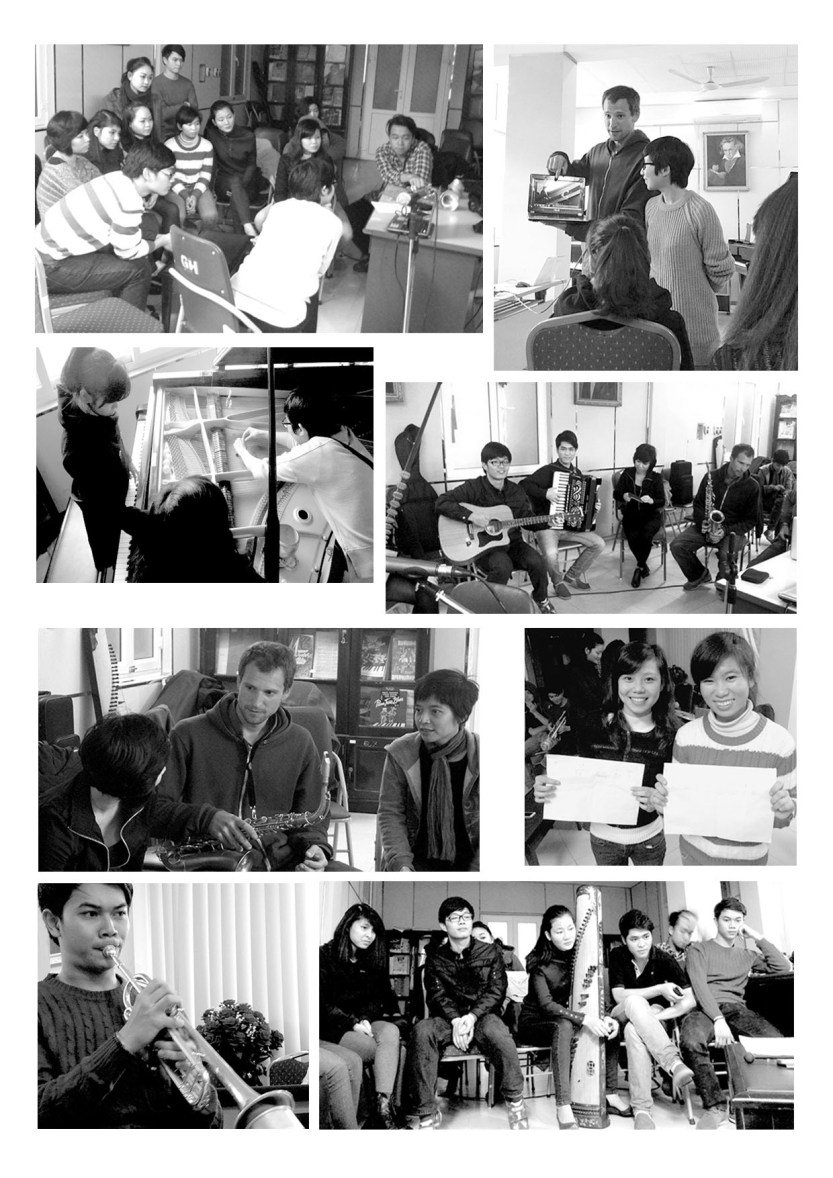 Hanoi college of art 01